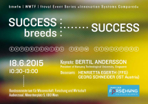 Success breeds Success. Experiences from Singapore