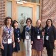 Sara Medina, Moon Dong Ju, Elena Maffia, Elke Dall, Andrea Degens