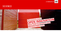 OPEN INNOVATION - APA SCIENCE EVENT