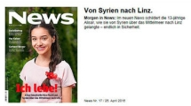 NEWS: Der Engel der Flüchtlinge