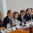 PSF Expert Group headed by Prof. Hans Chang (very left) and rapporteur Klaus Schuch (left centre)