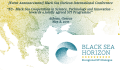 Save the date: Black Sea Horizon international conference, May 8, 2017