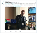 Successful support for R&I cooperation between Europe and South Africa