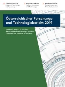 Österreichischer Forschungs- und Technologiebericht 2019 veröffentlicht