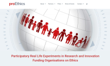 PRO-Ethics launches its project website