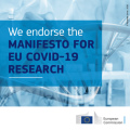 ZSI adopts the Manifesto for EU COVID-19 Research