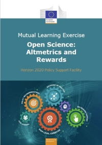 PSF Mutual Learning Exercise on Open Science